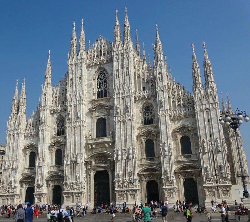 La cathédrale de Milan
