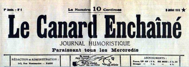 Canard 1916-2