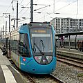 Nantes - clisson en tram-train