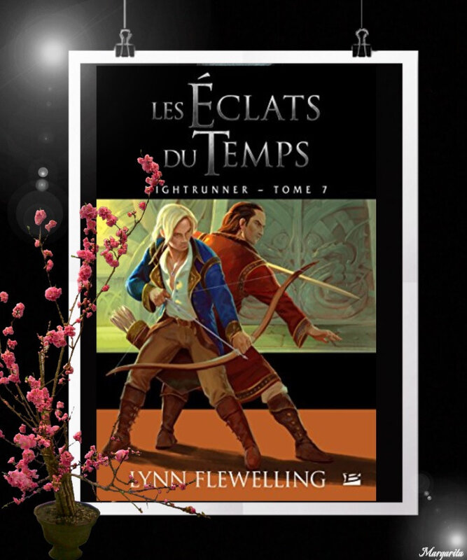 Nightrunner tome 7 : les Eclats du temps (Lynn Flewelling)