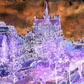 a72 Metz cathedrale mauve