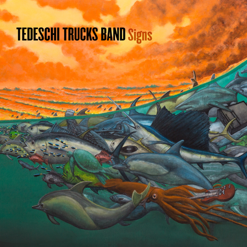 Tedeschi Trucks band 122437871