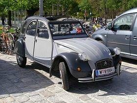2 Chevaux Citroën