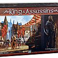 Boutique jeux de société - Pontivy - morbihan - ludis factory - Kings & assassins