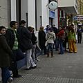 Les distributeurs de billets argentins ne parviennent plus à répondre à la demande (mauvais présage pour le dollar et l'euro ??)
