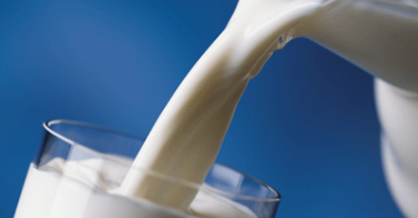 image lait