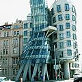 L'art - architecture prague -