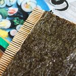 nori algue sushi