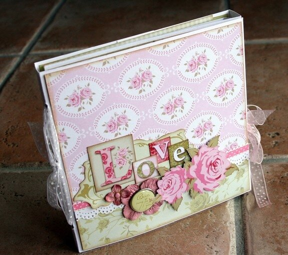 mini album Tilda Love - 10/01/2011
