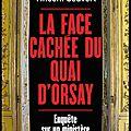 La face cachée du quai d'orsay - enquête sur un ministère à la dérive - vincent jauvert - editions robert laffont