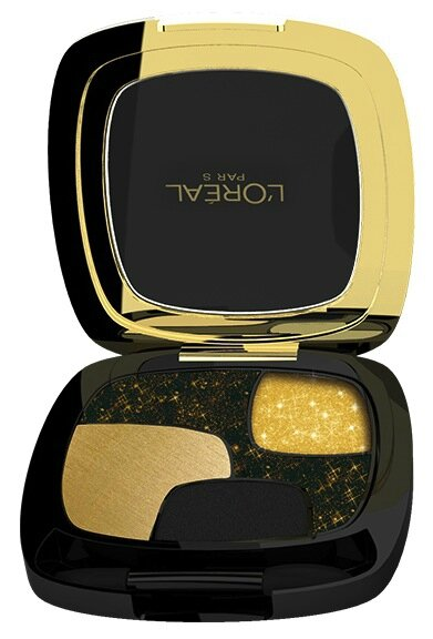 l oreal million carats ombre paupieres golden black