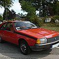 RENAULT Fuego GTL 1981 Créhange (1)