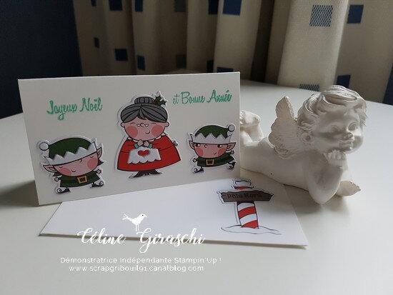 Cartes Notes Atelier du Père Noël -5