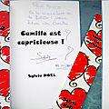 Camille est capricieuse de sylvie noel