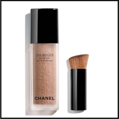 chanel eau de teint light deep
