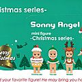 Christmas sonny angels