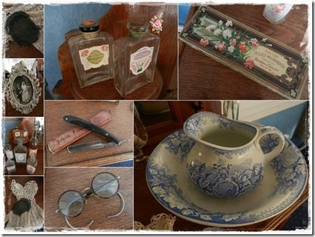 objets coiffeuse