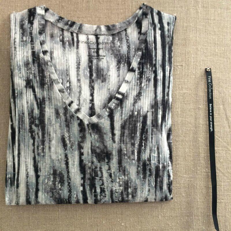 Collection printemps été 2016 B YU , FINE COLLECTION, WAS jeans, BECK SONDER GAARD, prêt à porter féminin, et REHARD accessoires cuir, 5OCTOBRE bijoux, Boutique Avant Après 29 rue Foch 34000 Montpellier (2)