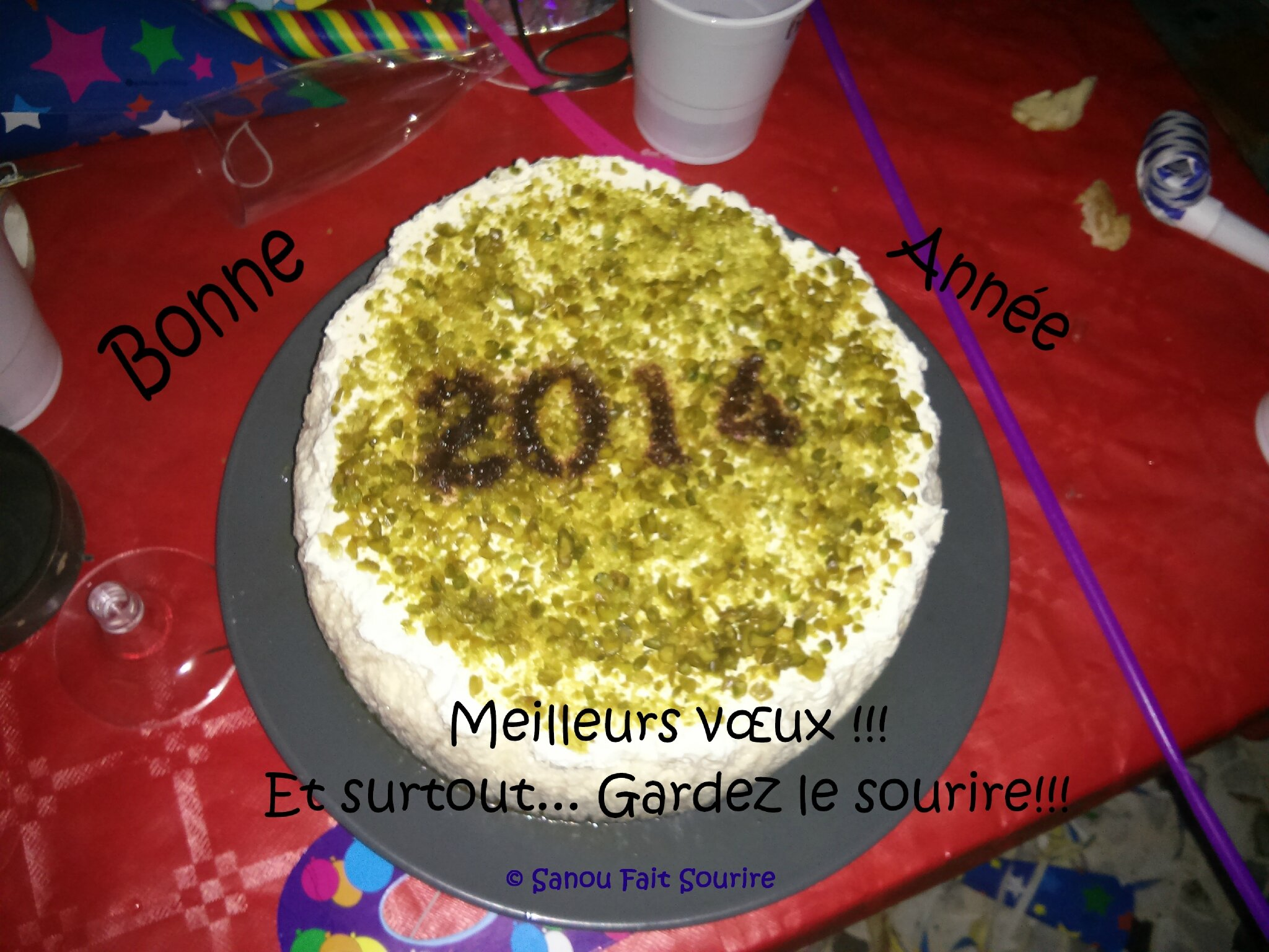 Mission Cheesecake 2014 - Janvier : The Cheesecake Newyorkais