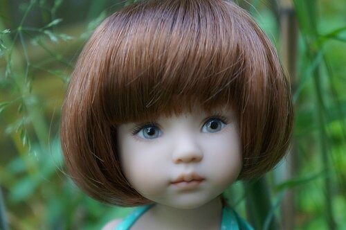Présentation d'une petite nouvelle , Pauline , Little Darling de Lana Dobbs .
