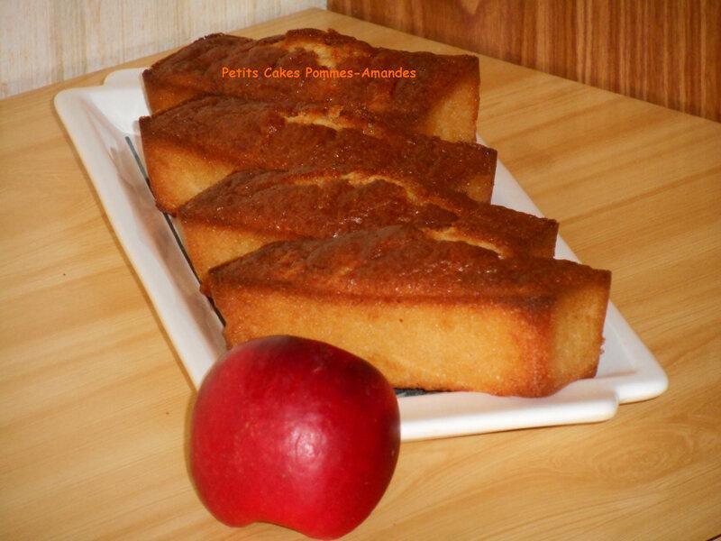 gateau pommes amandes de vanni