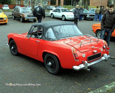 Austin healey sprite MKII roadster (1964-1966)(Retrorencard janvier 2012) 02