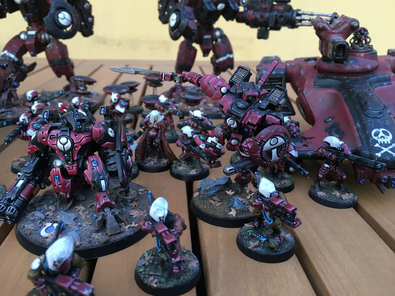 Empire Tau - Salgin - Photo 2