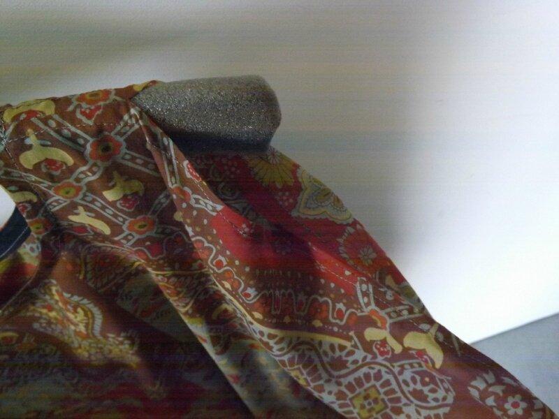 patron, tunique, paréo, grande taille, 54, 56, 58, 60, coton, ample légère, été, pas chère, facile, simple, élégante, confortable, idée, 7