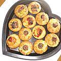 Muffins façon hot-dog