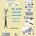 Communication et journal scolaire