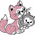 Chats mimi