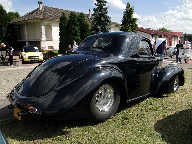 """4e festival des voitures anciennes hambach 2010 - oldiesfan67 """"mon"""
