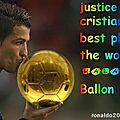 50m + 15m vote cristiano ronaldo ballon d'or 2012 social media voting twitter facebook iniesta messi