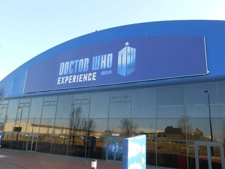 Dr Who experience (2)