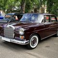 Mercedes 230 berline (1965-1968)(Retrorencard aout 2010) 01