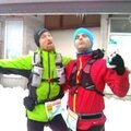 Trail hivernal du sancy 2016