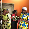 2.6 les Félicitations du Personnel de la SPDC à Madame le DG