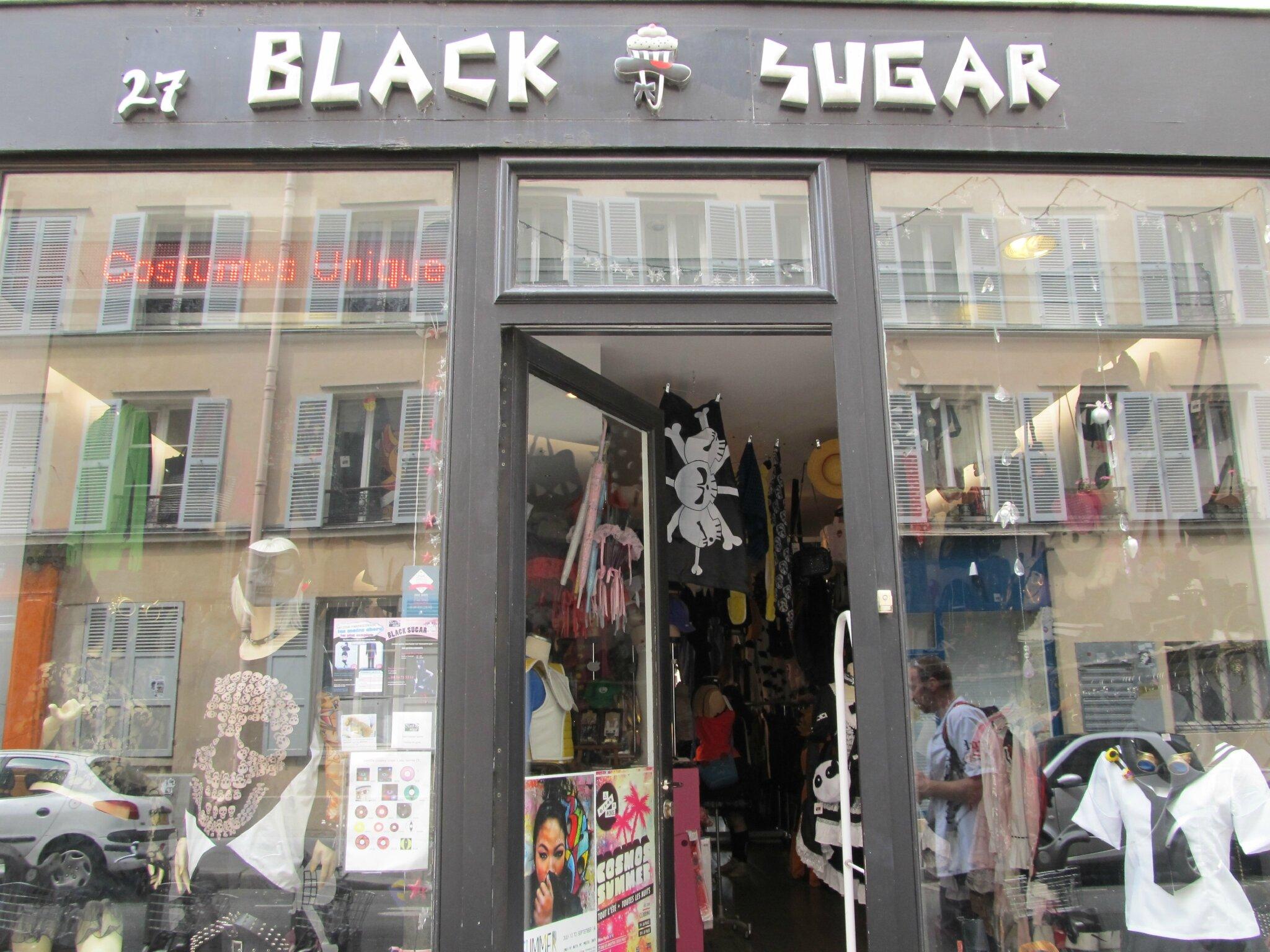 magasins de cosplay a Paris - une mouette en France