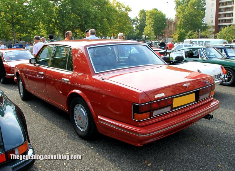 Bentley turbo R (Retrorencard septembre 2014) 02