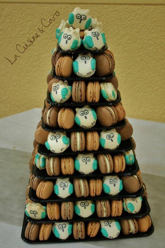 macaron_vanille_café_menthe_chocolat