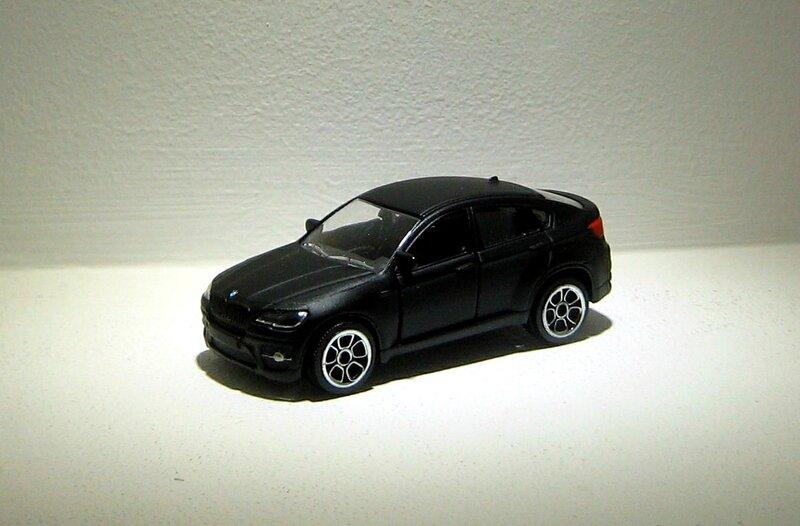 Bmw X6 (Ref 244E) Majorette