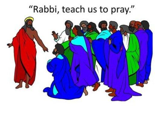 Maître, apprends-nous à prier