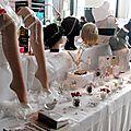Stand perlyna au salon du mariage de livry gargan
