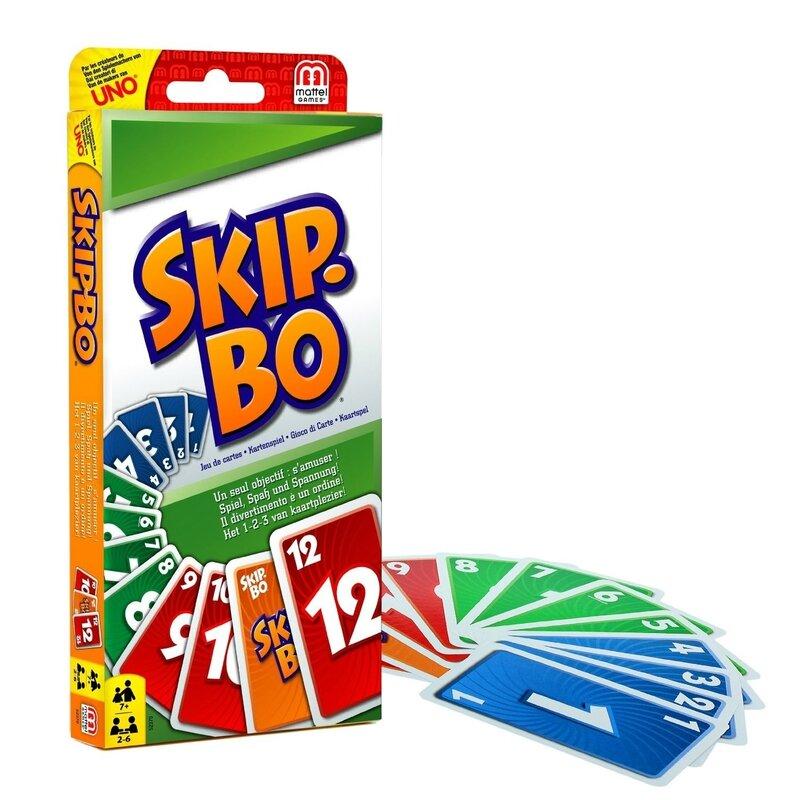 Boutique jeux de société - Pontivy - morbihan - ludis factory - Skipbo