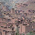 Vallée de la Tessaout 1975 un premier terrain qui marque une vie