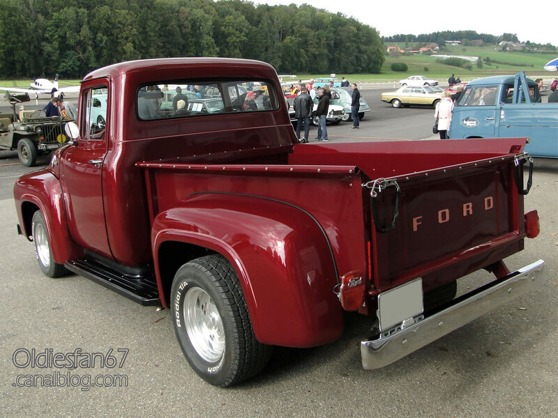Ford F-100 1956-02