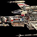 X-wing - premier membre de l'escadron pearl