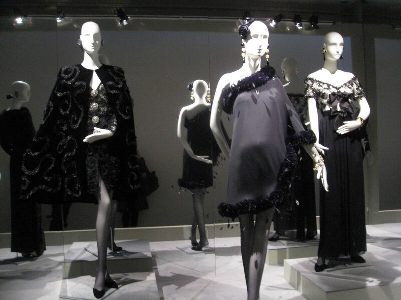 exposition Givenchy