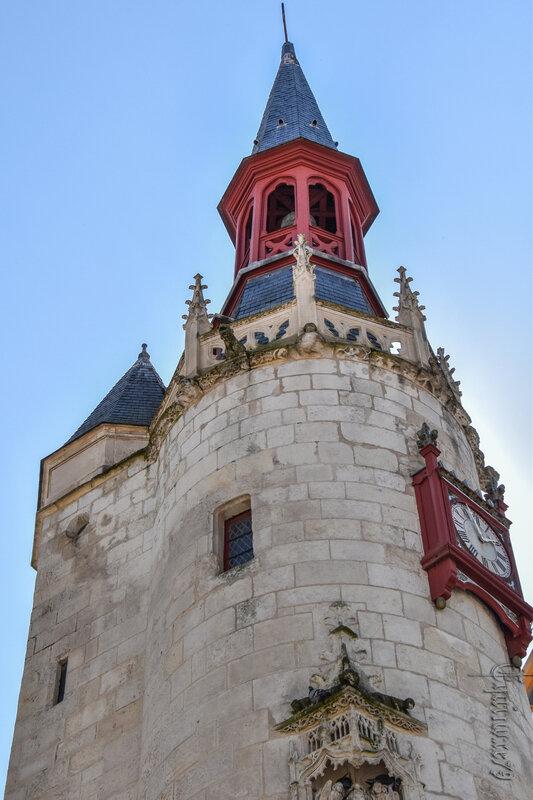 Voyage dans le temps du plus ancien hôtel de ville de France à la Rochelle (5)