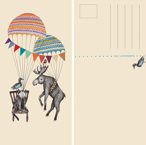 Postkaart-LIEKELAND ballon_web